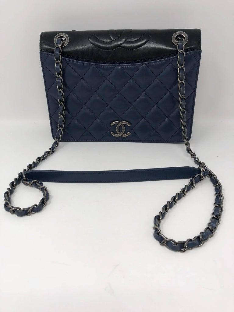 2d279b962560cb 2015 Ballerine Chanel Flap Bag For Sale 2