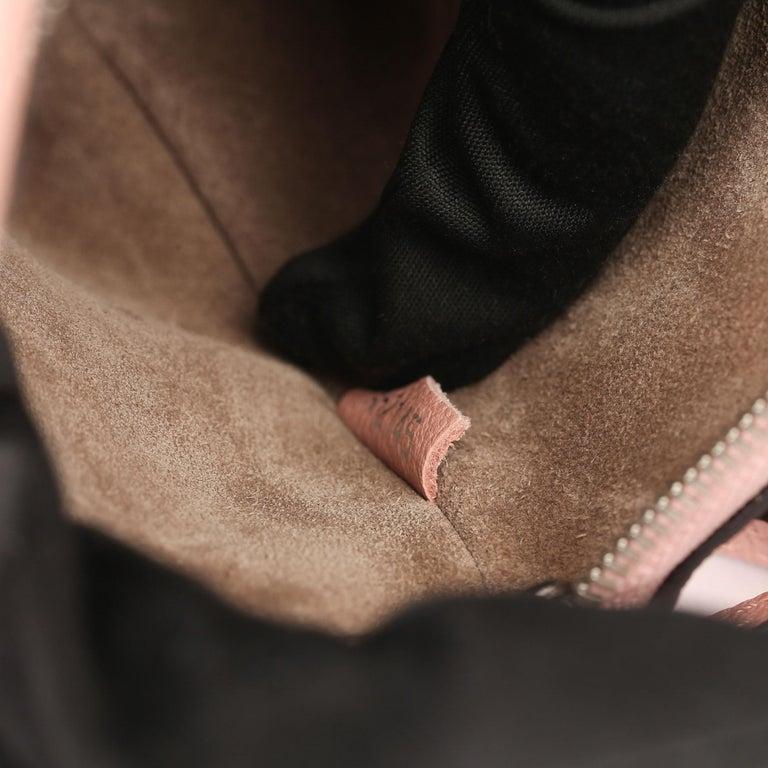 2015 Louis Vuitton Magnolia Veau Cachemire Leather Nano Rock It For Sale 4