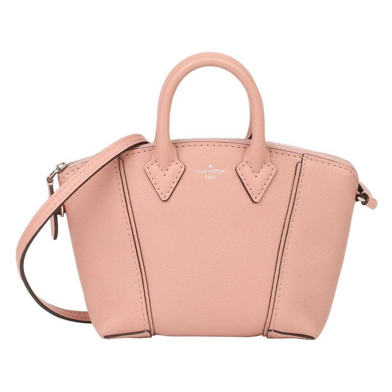 2015 Louis Vuitton Magnolia Veau Cachemire Leather Nano Rock It For Sale