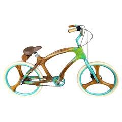 2015 Parma PWB Freedom Handmade Asian Teak Bicycle