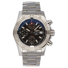 2017 Breitling Stainless Steel Avenger II Automatic Watch A13381