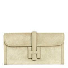 2017 HermèsSuage Swift Leather & Veau Doblis Jige Elan 29