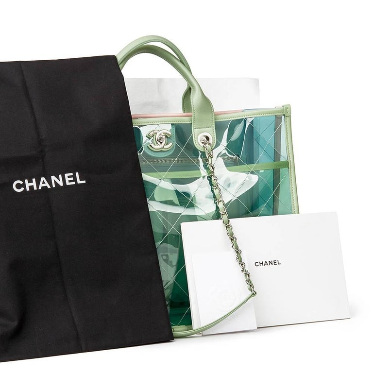 6e571befec91 2018 Chanel Green