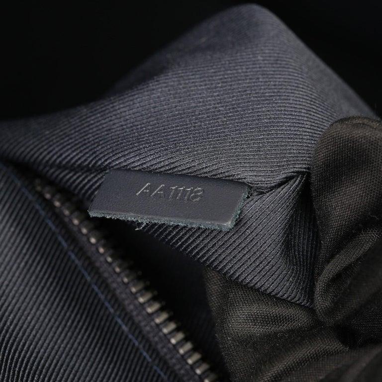 2018 Louis Vuitton Navy Pacific Monogram Canvas & Leather Upside Down Speedy 40  4