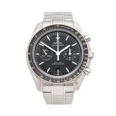 2018 Omega Speedmaster Stainless Steel 31130445101002 Wristwatch