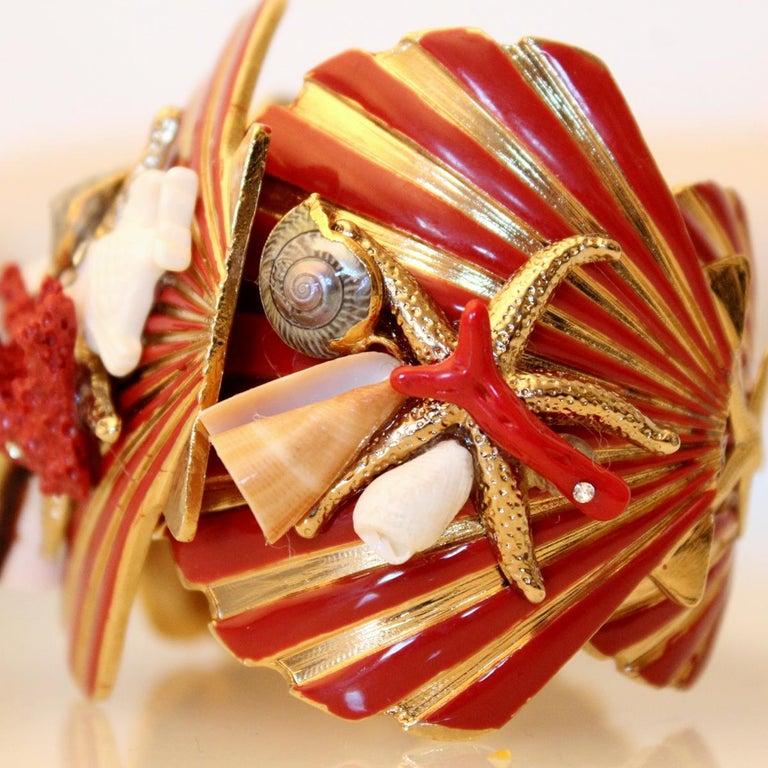 2019 Carlo Zini Sea Bracelet In New Condition For Sale In Gazzaniga (BG), IT