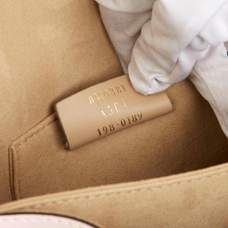 2019 Fendi Multicolour Calfskin Leather Fendi Mania Mini Kan I For Sale 5
