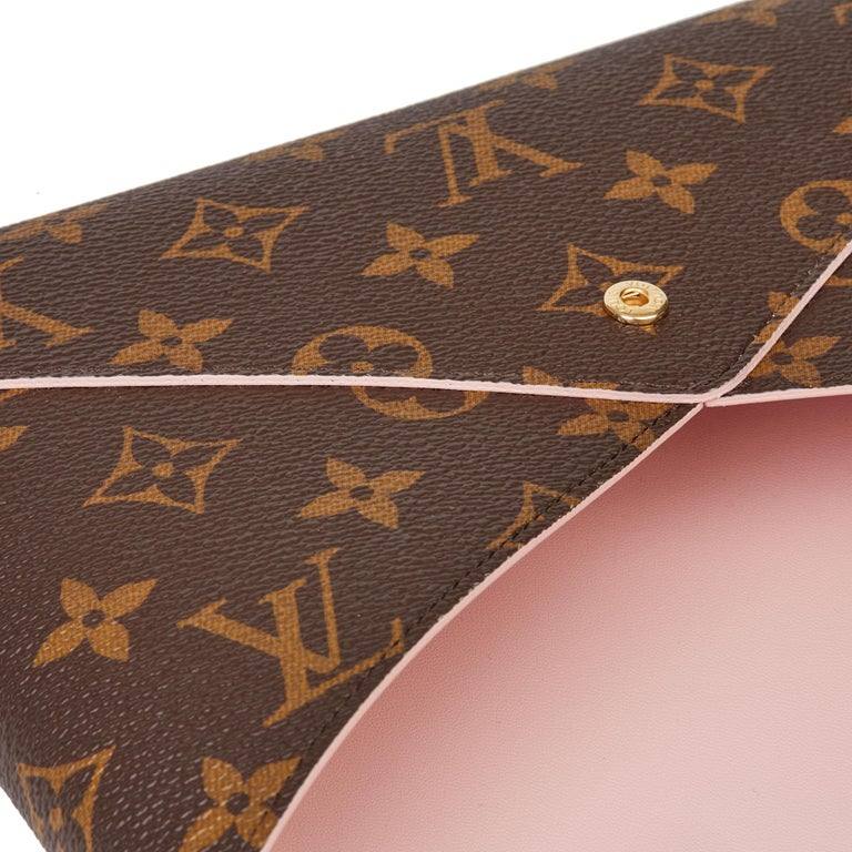 2019 Louis Vuitton Brown Monogram Coated Canvas Kirigami Set For Sale 8