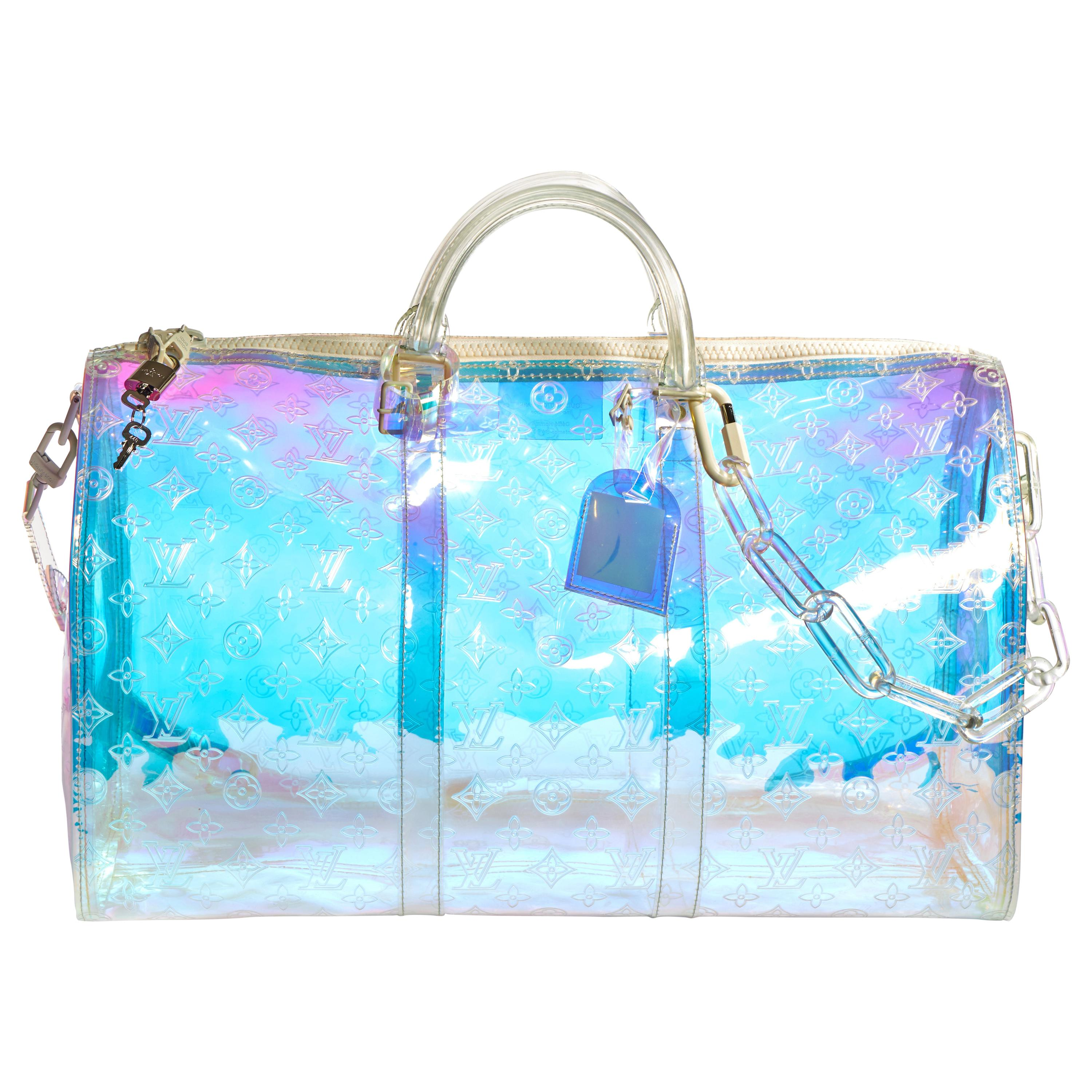 2019 SOLD OUT Vuitton Runway Prisme Bag