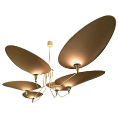 2020 Spider Special Edition Brass Ceiling Light Italian Design by Diego Mardegan