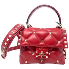 2020 VALENTINO Candy Stud Small Bag