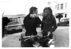 Photo of the film 'Bullitt' Steve Mc Queen, Jacqueline Bisset