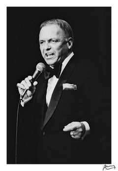 Frank Sinatra sings in Monte Carlo for his  good friend Princess Grace of Monaco