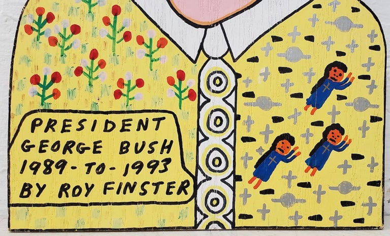 American 20th Century Roy Finster