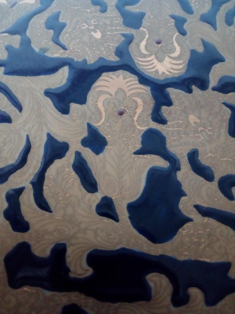 20th Century Copy of Antique Ming Porcelain, Gold Decoration, Relized 1920 For Sale 1