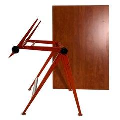 20th Century Reply Desk by Friso Kramer &Wim Rietveld for Ahrend de Cirkel 1950s