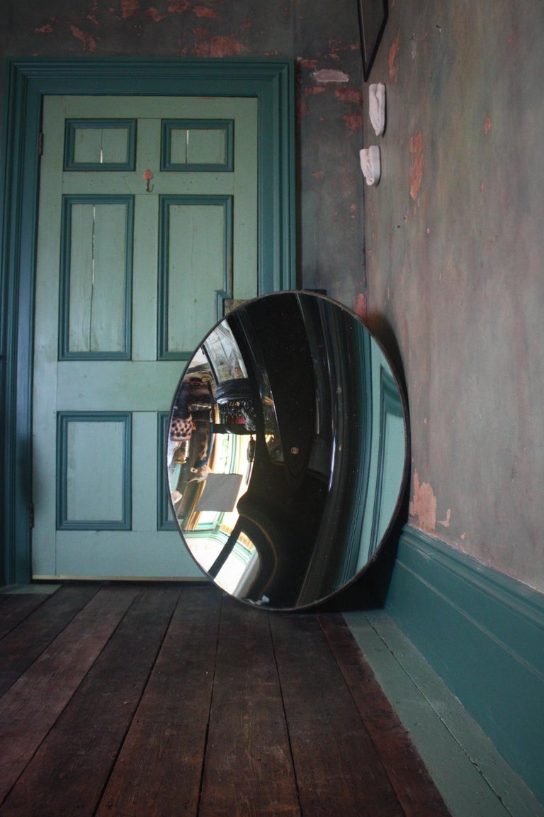 20th Century 1918 Huge Parabolic Concave Mirror Lighthouse Mirror Optical Lens For Sale 2