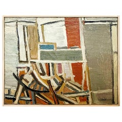 20th Century Abstract Books by Daniel Clesse