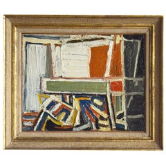 20th Century Abstract Books, French Painting by Daniel Clesse