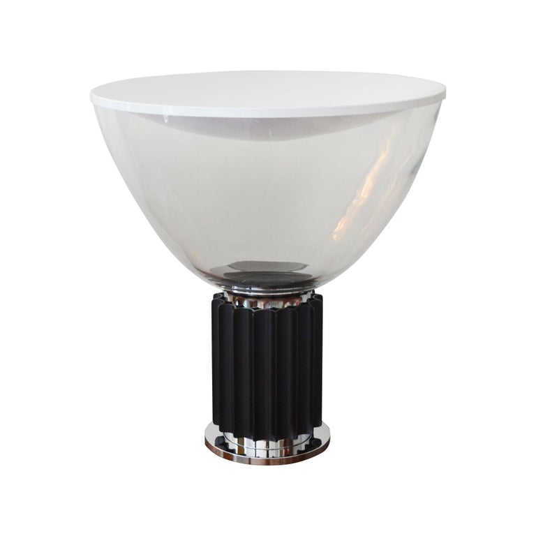 Italian 20th Century Achille and Pier Giacomo Castiglioni Table Lamp Taccia for Flos For Sale