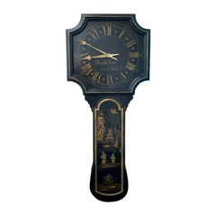 20th Century Act of Parliament Style Wall Mount Clock