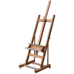 20th Century Adjustable Artist's Easel