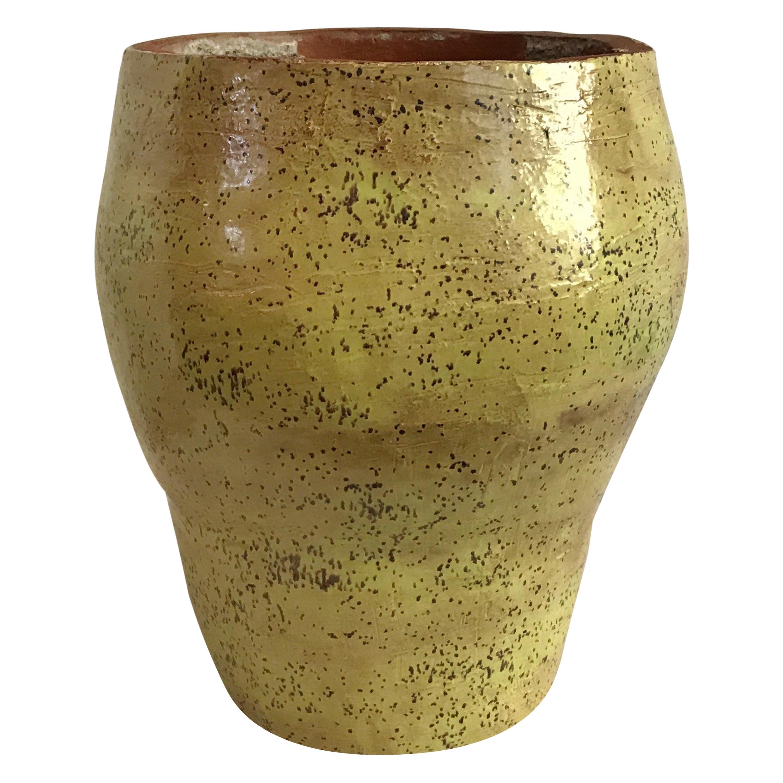 20th Century American Studio Pottery in Citron