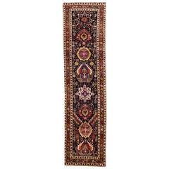 20th Century Antique Caucasian Kazak Rug