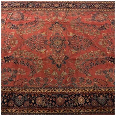 20th Century Antique Caucasian Rug