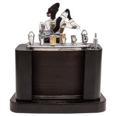 20th Century Art Deco Bar Shaped Cigarette Dispenser, circa 1920