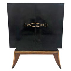 20th Century Art Deco French Cabinet