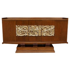 20th Century Art Deco Sideboard by Christian Krass
