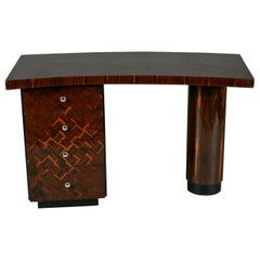 20th Century Art Deco Style French Writing Table