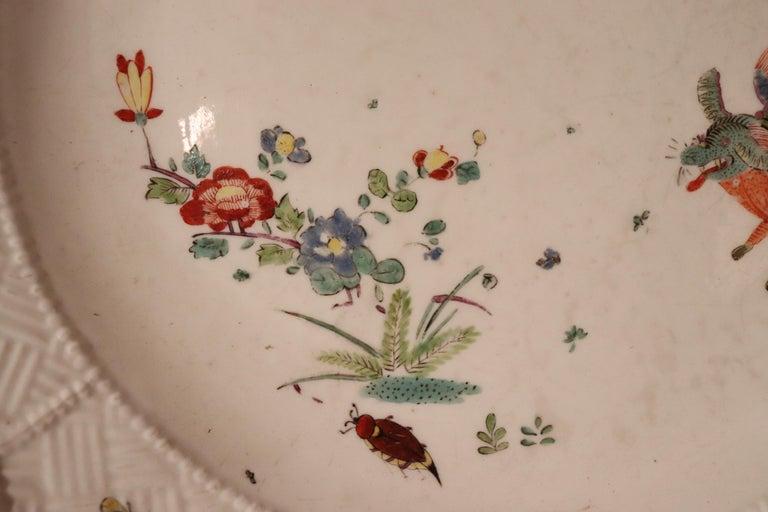 20th Century Art Nouveau Blue Ceramic Vase, 1920s For Sale 3