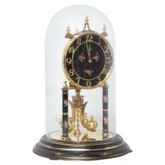20th Century Atmos Kendo Table Clock, circa 1950