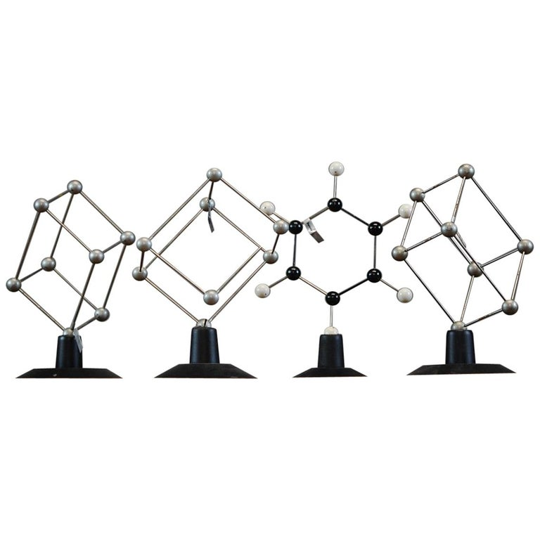 20th Century Atom Models For Sale