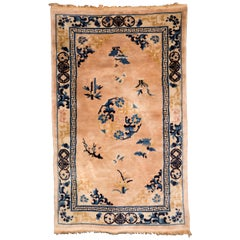 20th Century Beautiful Old China Carpet