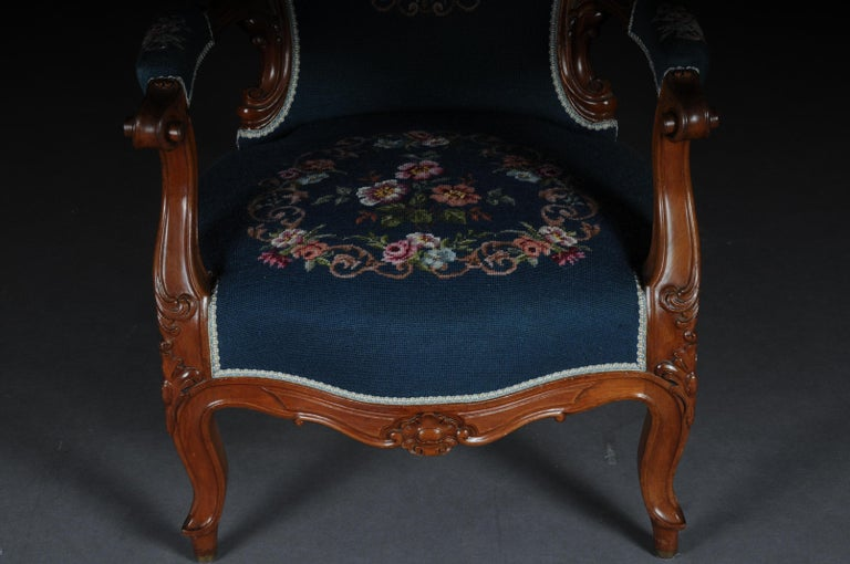 Solid mahogany body.
