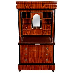 20th Century Biedermeier Style Secretaire