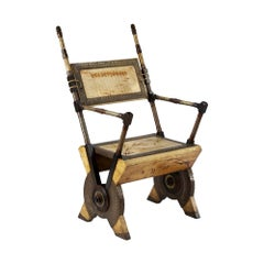 20th Century Carlo Bugatti Chair