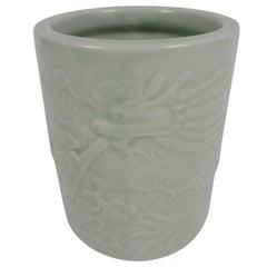 20. Jahrhundert Chinesischer Porzellan Topf