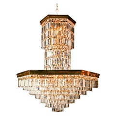 20th Century Classicist Style Ceiling Chandelier