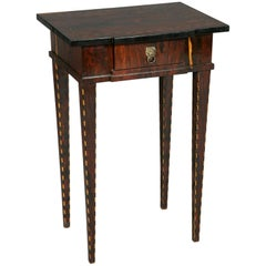 20th Century Classicist Style Occasional Side Table