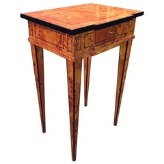 20th Century Classicist Style Occasional Table