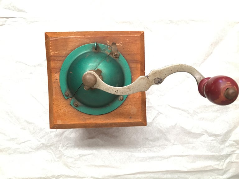 Spanish 20th Century Coffee Grinder, Spain For Sale