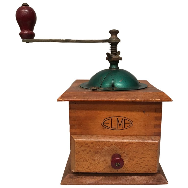 20th Century Coffee Grinder, Spain For Sale