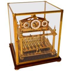 20th Century Congreve Rolling Ball Clock