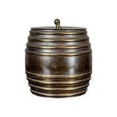 20th Century Copper Snuff Box