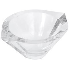20th Century Crystal Bowl