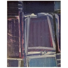 20th Century Daniel Clesse, Abstract Still Life